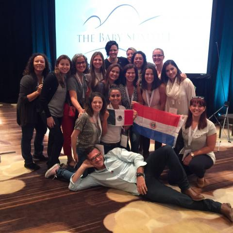 Baby Foto Barcelona Baby Summit 2016 - Grupo Latinas & Kelly Brown