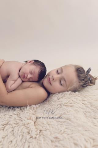 Baby Foto Barcelona - Sessió Newborn (nadó)