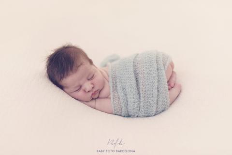 Baby Foto Barcelona - Sesión Newborn (recién nacido)