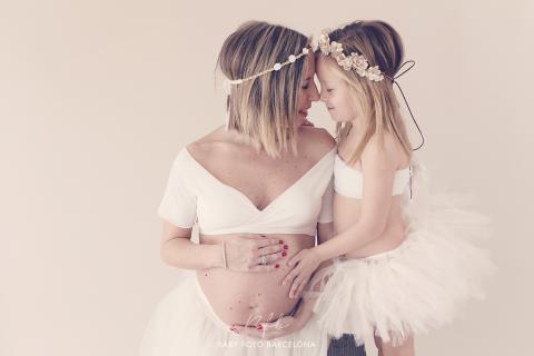 Baby Foto Barcelona - Sessió fotogràfica embaràs