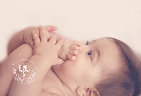 BabyFotoBarcelona Sesión Baby
