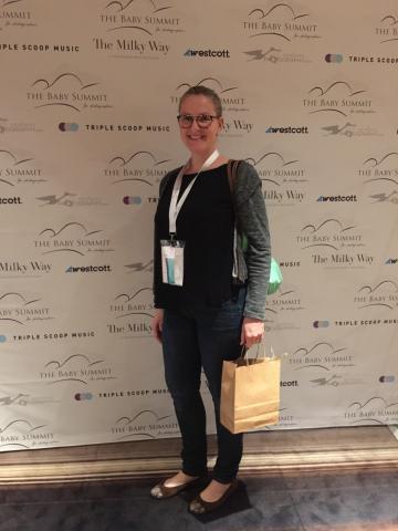 Baby Foto Barcelona Baby Summit 2016 - Eileen Michaud