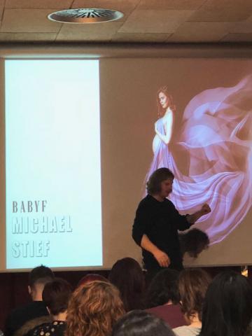 Baby Foto Barcelona al Congrés BabyF Barcelona 2018