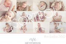Baby Foto Barcelona - Sorteo Aniversario Pack #mibebe360