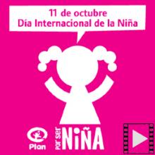 11 d'octubre: Dia Interncional de la Nena