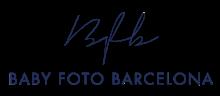 Nou logo Baby Foto Barcelona