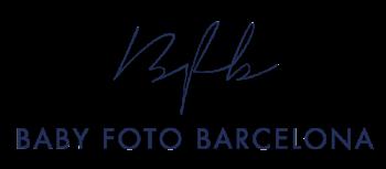 Nuevo logo Baby Foto Barcelona
